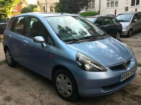 Honda Jazz 1.4 i-DSI SE : READ FULL ADVERT not toyota nissan citroen renault