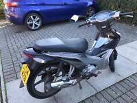 Honda wave 110cc 14 reg 2014
