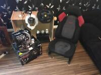 The ThrustMaster T300 RS for PS4/PS3