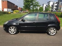 Lovely One Owner Ford Fiesta 1.25 Zetec Blue 5 Door with Full Service History