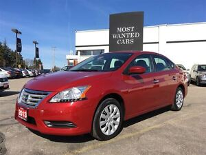 2013 Nissan Sentra 1.8 | BLUETOOTH | NO ACCIDENTS