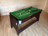 Pool table / air hockey table