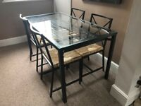 Ikea Table & Chairs - Good Condition - Collection only Shrewsbury £30
