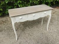 Dressing Table in French Style Shabby Chic