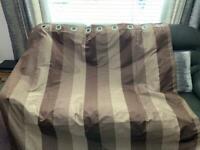 Heavy duty curtains