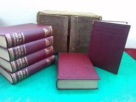 Practical Knowledge For All Hammerton Boxed Original Volumes 1-6 vintage rare 1941 books