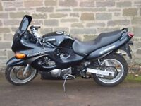 Suzuki GSX600F 2002. 600cc. Black. Sport-Tourer. Good First Big Bike. £750 ono