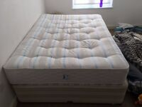 6 Month old Bed and Matress with very good quality