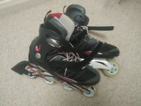 Bladerunner Formula 80 Mens Inline Skates + pads for free (worth £30)