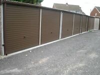 Lock-up garages / storage units to let
