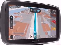 TOMTOM GO 6000 UK AND EUROPE MAPS