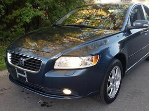 2009 Volvo S40 T5 AWD,P SUNROOF,MINT SHAPE,CERTIFIED $7975