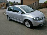 Volkswagen Golf Plus 2007 Petrol 1.4