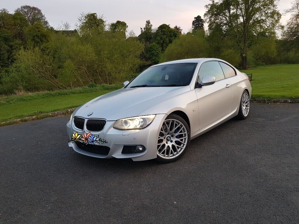BMW 335d M-Sport Coupe | in Duns, Scottish Borders | Gumtree