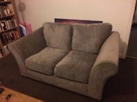 Next 2 seat sofa and snuggle chair