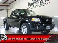 2008 Ford Ranger Sport 4x4 / Financing Available