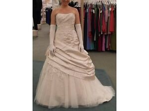 Bridal gown (size 12)