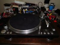 Stanton Str8 150 Turntable record player