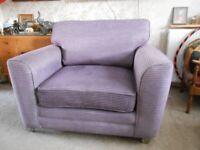 Cuddle Sofa Chair - - £30 - - -