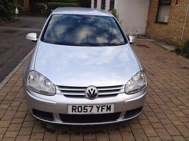 VW Golf match 1.6 fsi petrol, automatic, 5 doors hatchback, very good condition ,