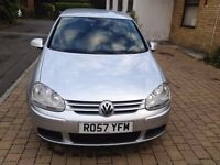 VW Golf match 1.6 fsi petrol, automatic, 5 doors hatchback, very good condition ,