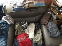 Boys clothes 12-18&18-24