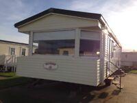 Static caravan. Willerby, Salisbury 3 bedrooms