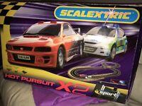 Scalextric Hot Pursuit x2