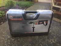 Sparky professional bur2 350e 1100w core drill 110v