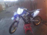 Yzf426 sale or swap for cr crd rm rmz kx kxf etc motorbike