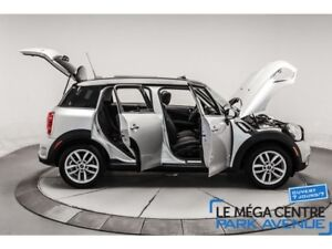 2014 MINI Cooper S Countryman ALL4, PREMIUM PKG, CUIR, TOIT