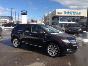 2013 Lincoln MKX *NAV*DUAL SUNROOF*REMOTE START*AWD* Watch|Share