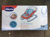 Chico soft relax bouncing chair 0m+