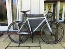 ECOSMO Fixed Gear Bicycle Bike