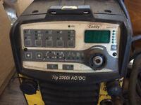Caddy Tig 2200i Whelding