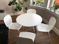 IKEA dining chairs set of 4