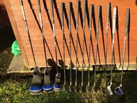 Set of clubs for sale £40