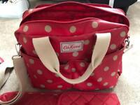 Cath Kidston baby change bag