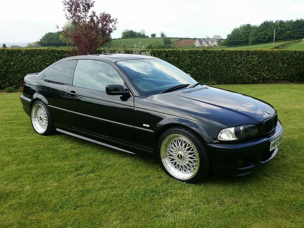 bmw 3 series e46 330ci m sport 5 speed manual big spec 18 alloys full leather in kilrea. Black Bedroom Furniture Sets. Home Design Ideas