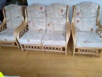 Daro Cane furniture set for Conservatory/Garden Room