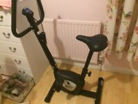 Dynamix exercise bike