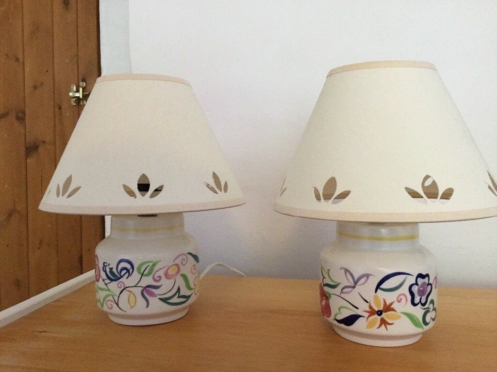 Poole Pottery Lamps In Durham County Durham Gumtree
