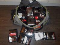21 pairs of brand new Blitz mma gloves