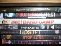 not far from recent movies on dvds for sale