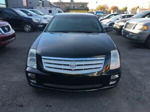 2006 Cadillac STS AWD/ cuir/toit/ Financement APPROUVÉ!!