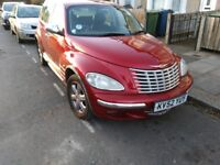 Chrysler PT Cruiser automatic 2.0 Limited 5dr