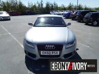 Audi A5 2.0 TDI S Line Special Ed 2dr [Start Stop] (silver) 2010