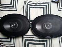 Pair of speakers 6x9 45 watt