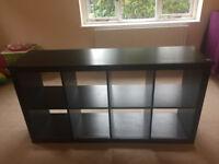 EXPEDIT/KALLAX shelving unit