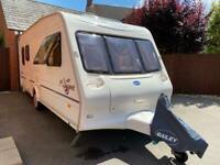 5 Berth Family Caravan